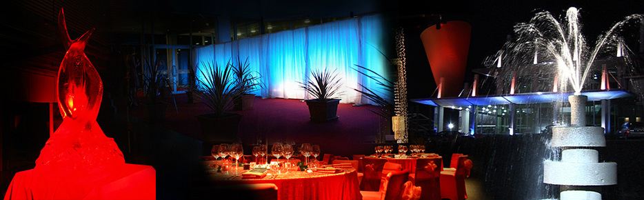 event and lighting header